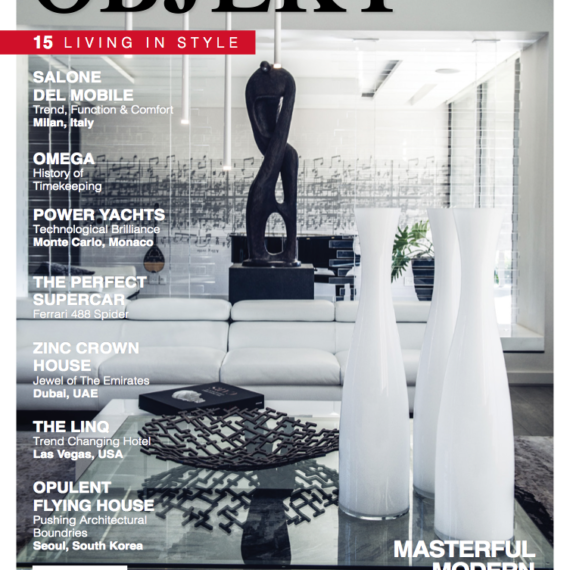 Society PR | Cimato Moroldo Architects | Objekt Feature July 2016 | 01