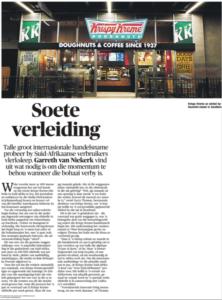 Society PR & Communications | Krispy Kreme | August 2016 | Rapport