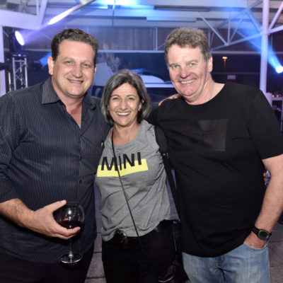 Dave Manager of Ignition group , Gina and Vince Vermaak Owner of BMW Bedfordview and Boksburg