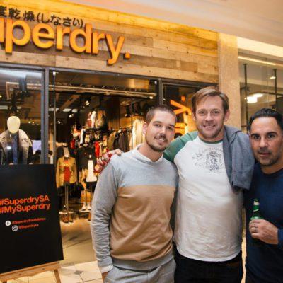 Superdry Hyde Park Store Launch_8732