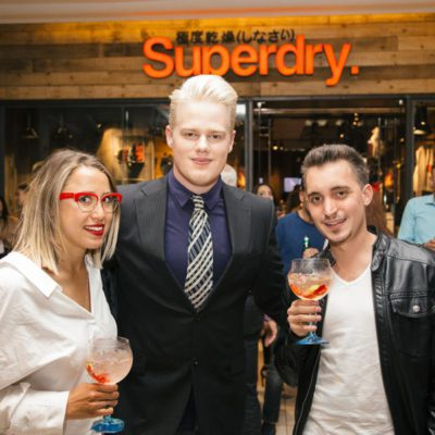 Superdry Hyde Park Store Launch_8756