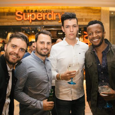 Superdry Hyde Park Store Launch_8771