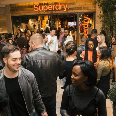 Superdry Hyde Park Store Launch_8778