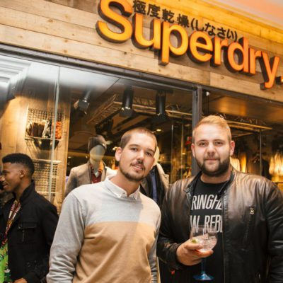 Superdry Hyde Park Store Launch_8816