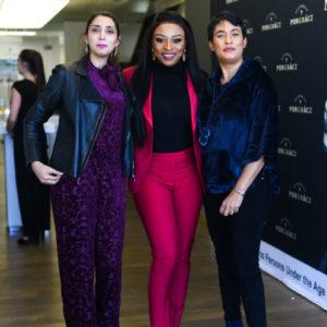 Fathima Bhaba, DJ Zinhle, Lynn Forbes