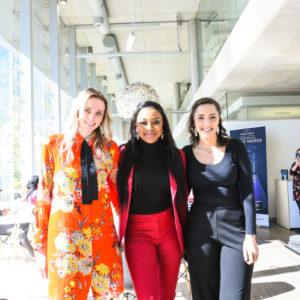 Gina Mosley, DJ Zinhle, Jessica Porter