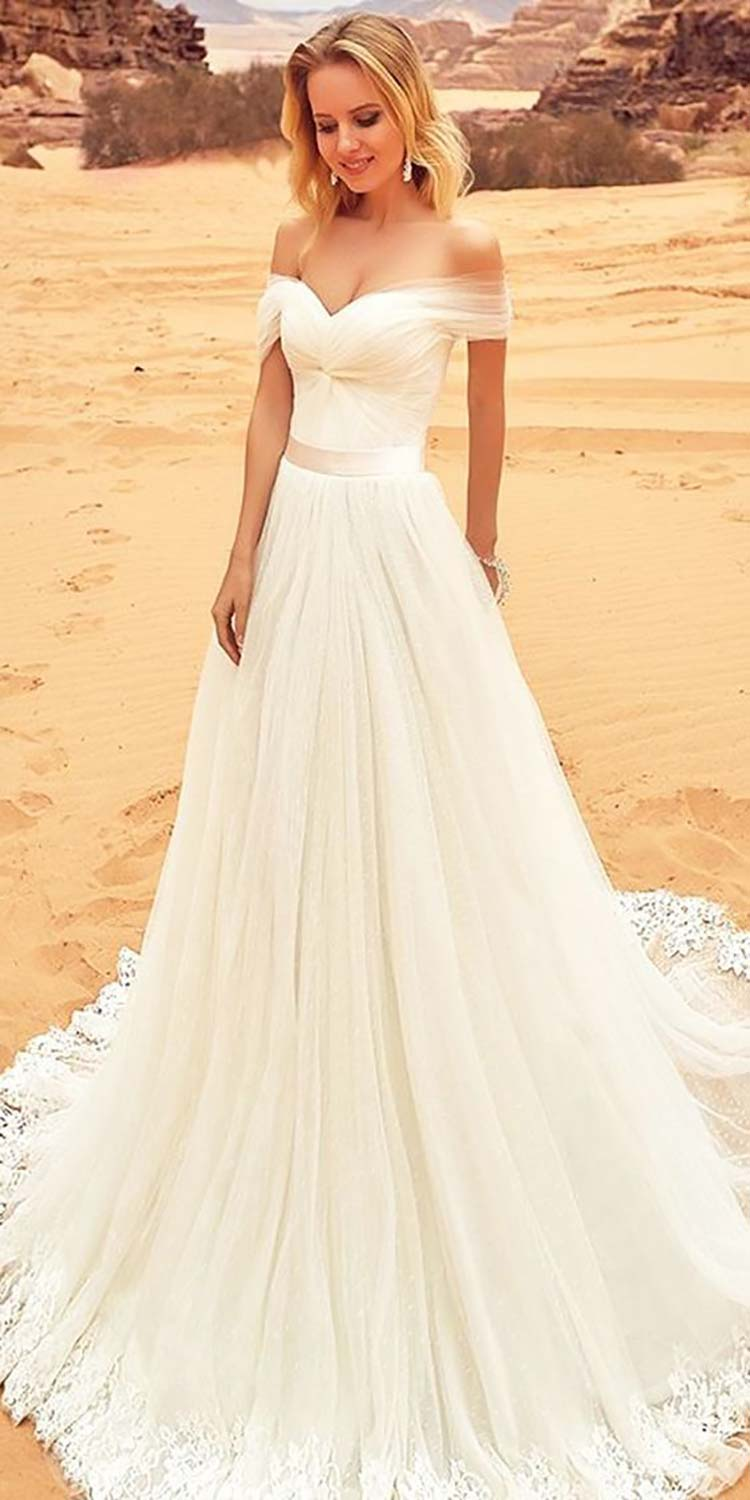 The Tradition behind White Wedding Dresses - Cherry Marry